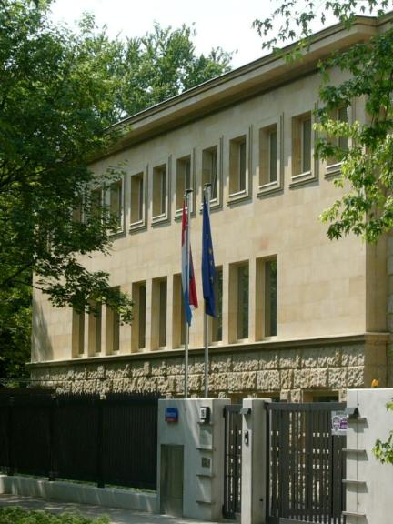 Embassy of the Grand Duchy of Luxembourg